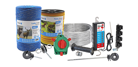 Accessories for electric fence energizers