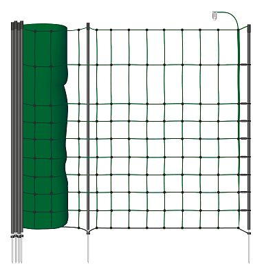 Electric fence nets for dogs, rabbits